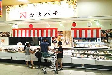 店舗は愛知エリアでも人気の高いショッピングセンターに入っています。